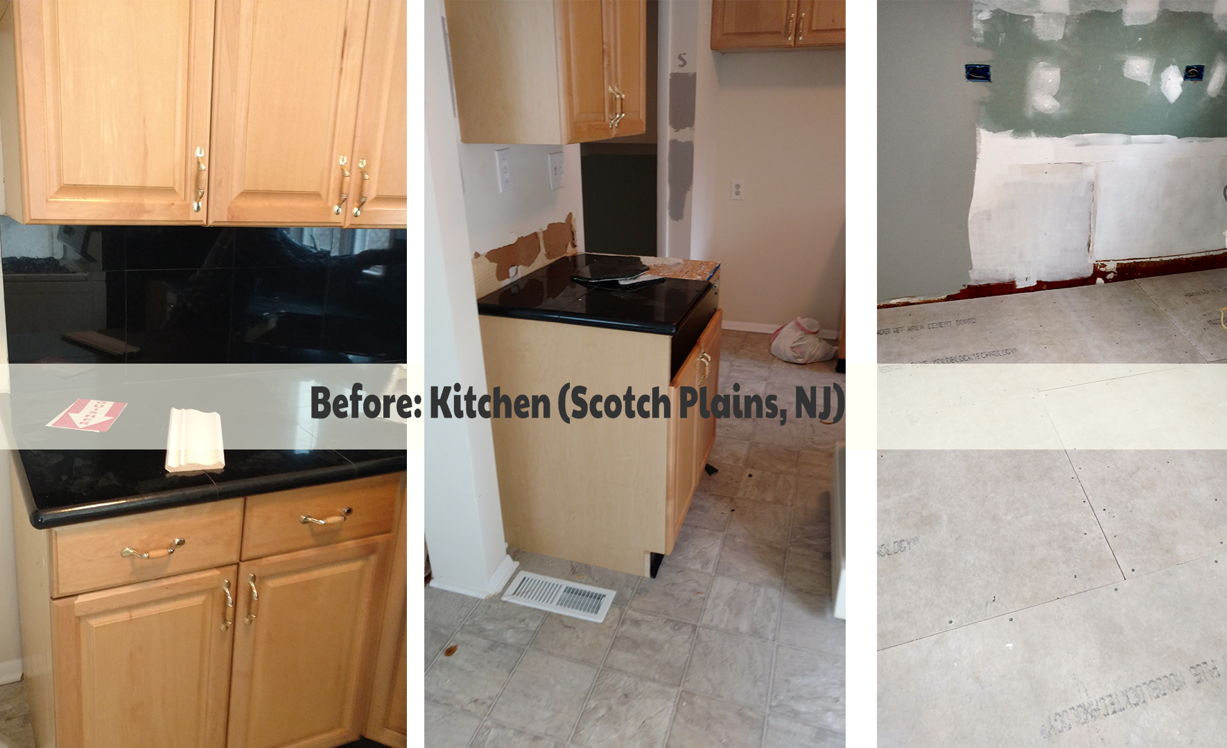 Remodeling Kitchen And Exterior In Scotch Plains